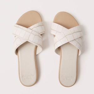 ABERCROMBIE & FITCH Cross Slides